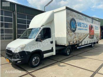 Koffer Transporter IVECO Daily 40 C 21 BE szerelvény P+P + HF
