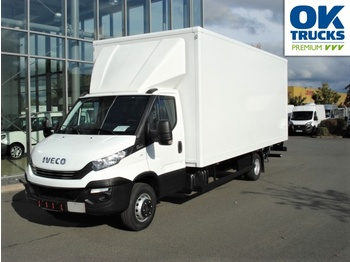 Koffer Transporter IVECO Daily 70C18A8P Hi-Matic, Nutzlast 3.036 kg