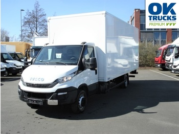 Koffer Transporter IVECO Daily 70C18P, Nutzlast 3.090 kg!