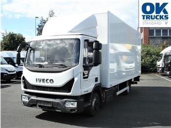 Koffer Transporter IVECO Eurocargo 75E19P Eurotronik, Koffer H 2,46 m