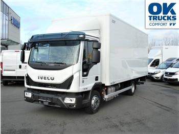 Koffer Transporter IVECO Eurocargo 75E19P, Klima, Spurhaltesassistent