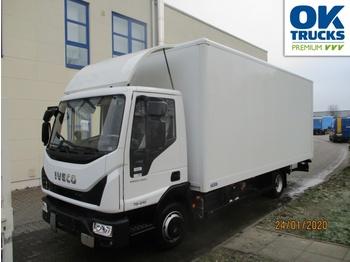 Koffer Transporter IVECO Eurocargo ML75E21/P EVI_C Euro6 Klima Luftfeder ZV