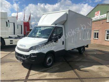 Koffer Transporter Iveco 35S14   HiMatic   52.000 KM   Laadklep