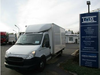 Koffer Transporter Iveco 50C15 Daily 3.500kg 4,5m