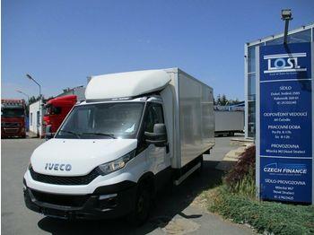 Koffer Transporter Iveco 50-150 4,5 m