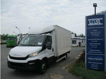 Koffer Transporter Iveco 50-150 4,5m (3,5 t Ges. Gew.)