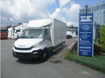 Koffer Transporter Iveco 60-150 5,1 m