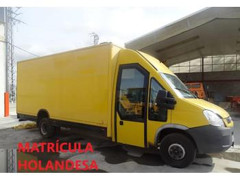 Koffer Transporter Iveco 65C14 CNG