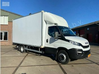 Koffer Transporter Iveco 70C17 | HiMatic | Luchtvering | Laadklep