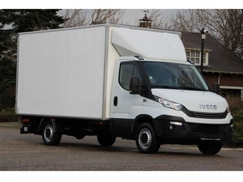 Koffer Transporter Iveco DAILY 35S16!!EU6B!!KOFFER/LADEBORDWAND/KLIMA!!2018!!