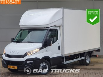 Koffer Transporter Iveco Daily 35C14 Laadklep Bakwagen Zijdeur Airco Cruise 20m3 A/C Cruise control