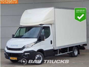 Koffer Transporter Iveco Daily 35C15 3.0 Laadklep Zijdeur Bakwagen Airco Cruise 20m3 A/C Cruise control