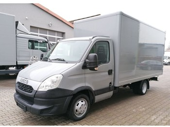 Koffer Transporter Iveco Daily 35C15 Möbelkoffer 3-Sitzer Klima (42)