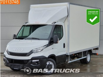 Koffer Transporter Iveco Daily 35C16 160pk Bakwagen Laadklep Airco Cruise 19m3 A/C Cruise control