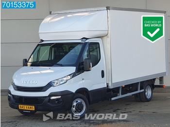 Koffer Transporter Iveco Daily 35C16 160pk Bakwagen Laadklep Zijdeur Meubelbak Cruise Airco A/C Cruise control