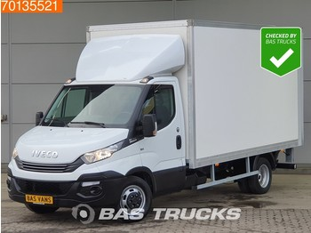 Iveco Daily 35C16 Automaat Laadklep Bakwagen Meubelbak Airco A/C Cruise control - Koffer Transporter