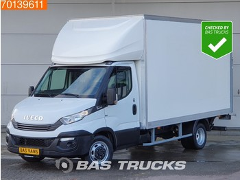 Koffer Transporter Iveco Daily 35C16 Automaat Laadklep Dubbellucht Bakwagen Airco A/C Cruise control