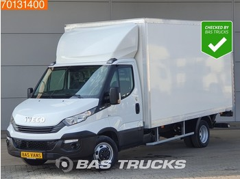 Koffer Transporter Iveco Daily 35C16 Bakwagen Laadklep Dubbellucht Airco Cruise 19m3 A/C Cruise control