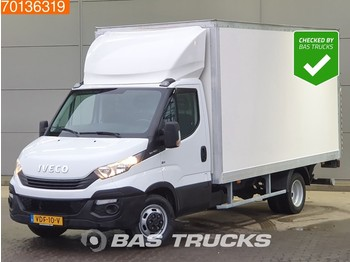 Koffer Transporter Iveco Daily 35C16 Dubbellucht Laadklep Airco Bakwagen Cruise A/C Cruise control