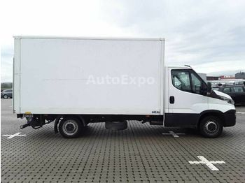 Iveco Daily 35C16 Koffer-SAXAS*AC*LBW 500 kg*E-6  - Koffer Transporter