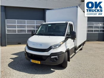 Koffer Transporter Iveco Daily 35S14