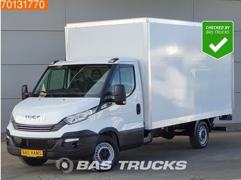 Koffer Transporter Iveco Daily 35S16 160PK Automaat Bakwagen Laadklep Airco A/C