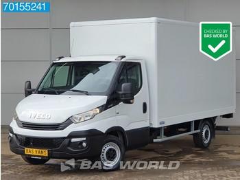 Koffer Transporter Iveco Daily 35S16 160PK Bakwagen Laadklep Meubelbak Airco Cruise A/C Cruise control