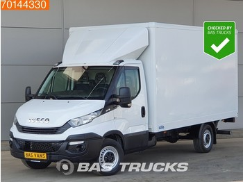 Koffer Transporter Iveco Daily 35S16 160PK Laadklep Bakwagen Airco Meubelbak A/C