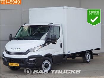 Koffer Transporter Iveco Daily 35S16 Automaat Bakwagen Laadklep Airco Meubelbak A/C