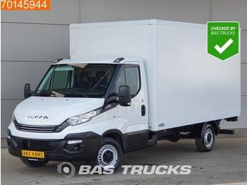 Koffer Transporter Iveco Daily 35S16 Automaat Bakwagen Laadklep Meubelbak Airco A/C