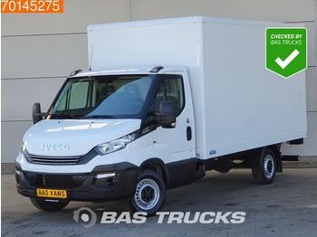 Koffer Transporter Iveco Daily 35S16 Automaat Laadklep Bakwagen Airco Meubelbak A/C
