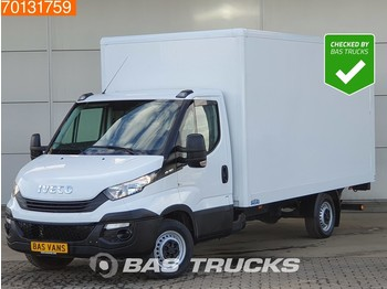 Koffer Transporter Iveco Daily 35S16 Bakwagen Laadklep Airco Euro6 A/C