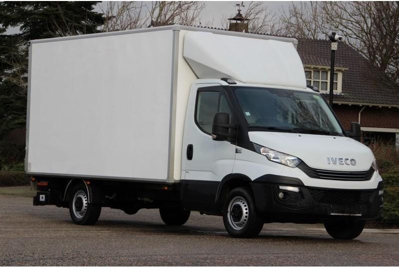 Koffer Transporter Iveco Daily 35S16!!EU6B!!KOFFER/LADEBORDWAND/KLIMA!!2018!!