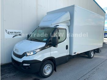 Iveco Daily 35S16 Himatic  LBW  - Koffer Transporter