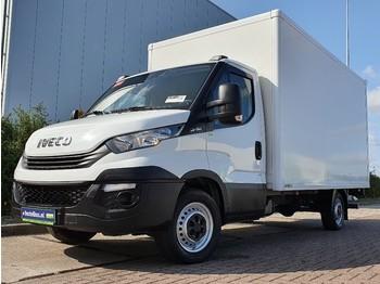 Koffer Transporter Iveco Daily 35S16 bakwagen + laadklep