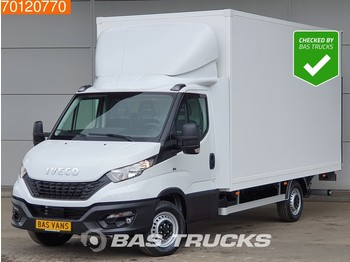 Koffer Transporter Iveco Daily 35S18 3.0 180PK Bakwagen Laadklep Zijdeur Airco Cruise 22m3 A/C Cruise control