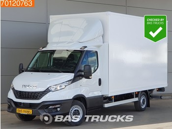 Koffer Transporter Iveco Daily 35S18 3.0 180PK Nwe model Bakwagen Laadklep Zijdeur Airco Cruise 21m3 A/C Cruise control