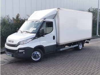 Koffer Transporter Iveco Daily 35 C 14 laadklep!