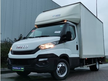 Koffer Transporter Iveco Daily 35 C 16 laadklep ac
