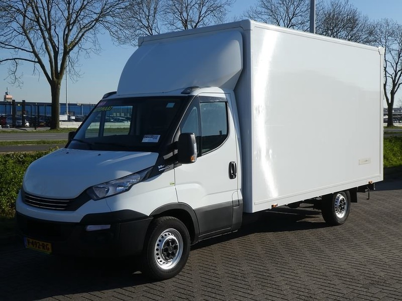 Koffer Transporter Iveco Daily 35 S 14 14 ac automaat!!
