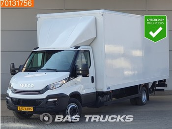 Koffer Transporter Iveco Daily 70C18 Euro6 Automaat Bakwagen Laadklep Luchtvering Koffer 36m3 A/C Cruise control