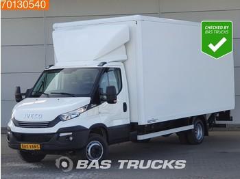 Koffer Transporter Iveco Daily 70C21 210PK Automaat Euro6 Bakwagen Laadklep Koffer Luftfederung 31m3 A/C Cruise control