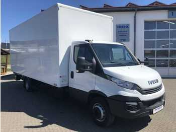 Leasing Iveco Daily 70 C 18 A8/P Koffer+LBW+Klima+Tempo  - Koffer Transporter