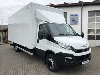 Koffer Transporter Iveco Daily 70 C 21 A8 LBW+Tempo+Klima+Standh.+AHK