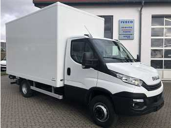 Iveco Daily 70 C 21 A8/P Koffer+LBW Tempo+Klima+Komf  - Koffer Transporter
