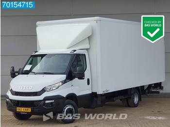 Koffer Transporter Iveco Daily 72C17 170pk Automaat Bakwagen Laadklep Camera Navi A/C Cruise control