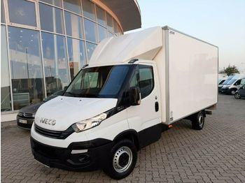 Koffer Transporter Iveco Daily Fahrgestell Einzelkabine 35 S ... Radstand