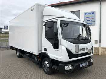 Koffer Transporter Iveco Eurocargo ML75E19 4x2 Koffer + LBW Klima