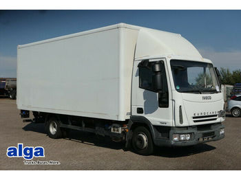 Koffer Transporter Iveco ML75E18 4x2, LBW, 6.100mm lang, Euro 5, 3. Sitz