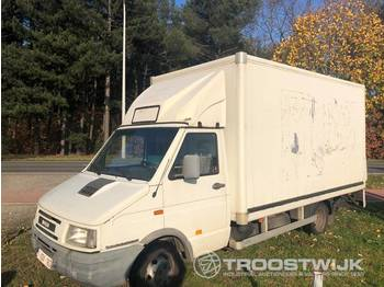 Koffer Transporter Iveco Turbo daily 35-10